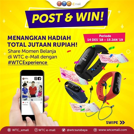 Post & Win WTC Emall