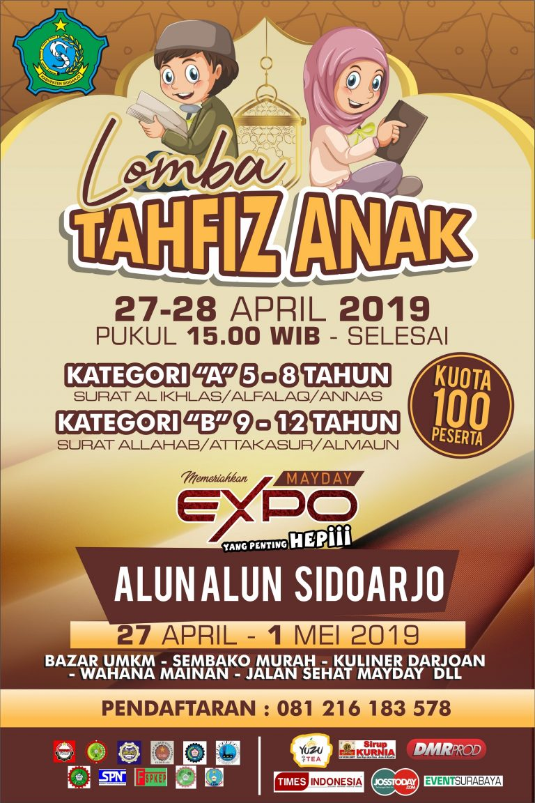 Mayday Expo : Lomba Tahfiz Anak