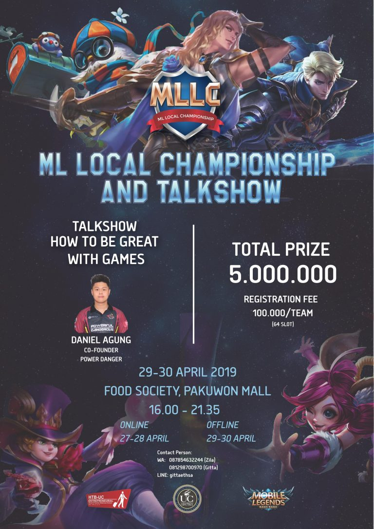 ML Local Championship and Talkshow