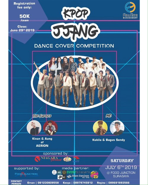 Kpop Jjang Dance Cover Competition