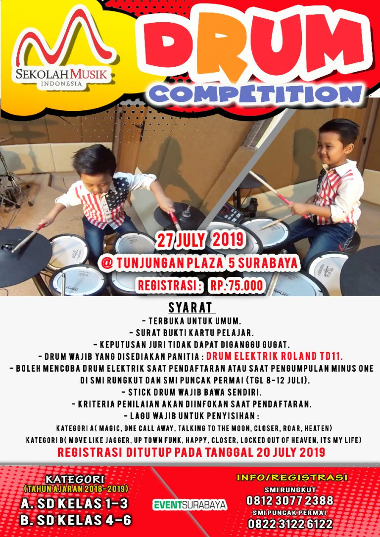 SMI Drum Competition