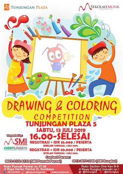 SMI Drawing & Coloring Competition