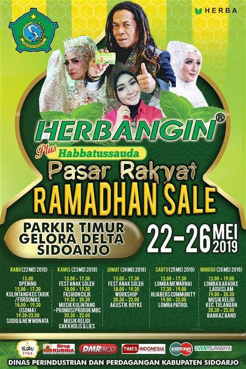 Pasar Rakyat Ramadhan Sale