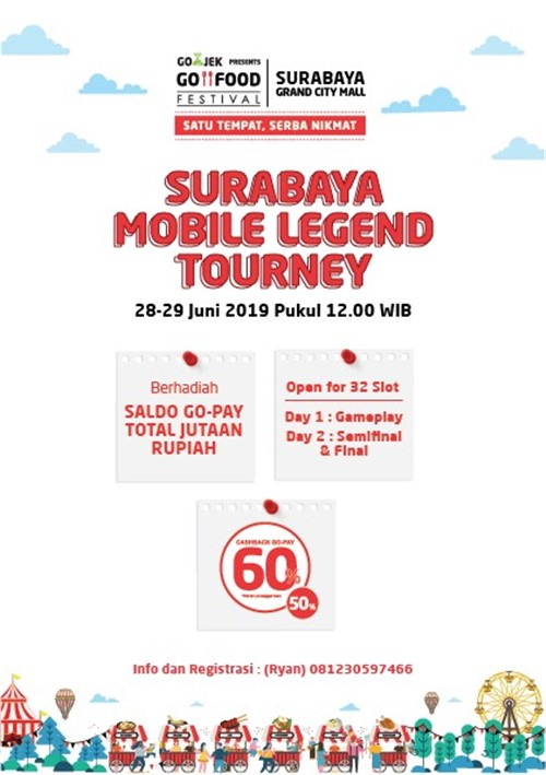 Surabaya Mobile Legend Tourney 2019