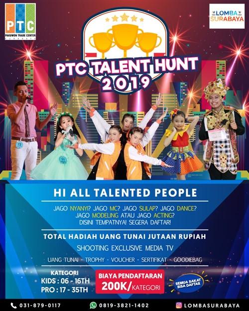 PTC Talent Hunt 2019