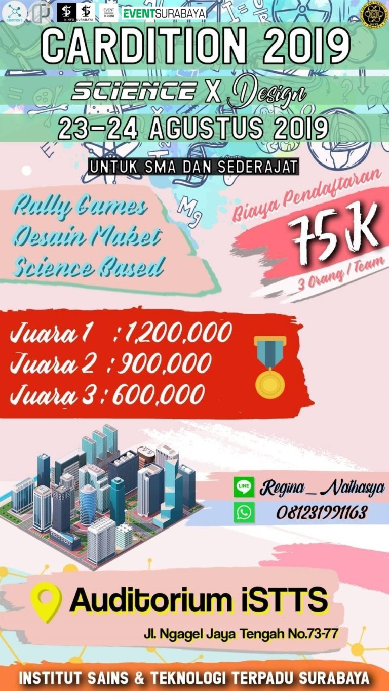 """Cardition 2019 """"Science x Design"""""""