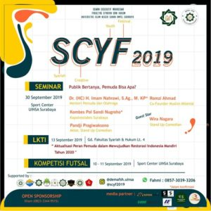 Syariah Creative Youth Festival 2019
