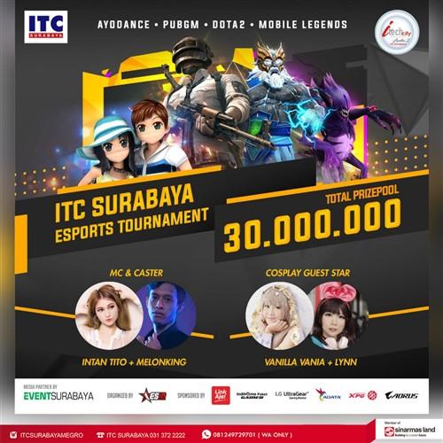 ITC Surabaya Esport Tournament
