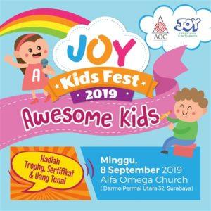 Joy Kids Fest 2019