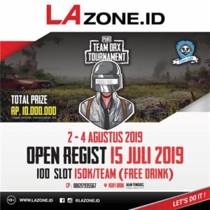 PUBG Team DRX Tournament