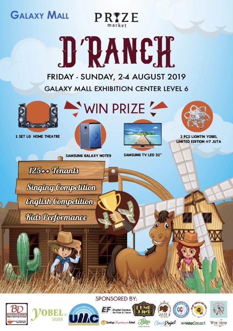 Cowboy D'ranch Theme Market