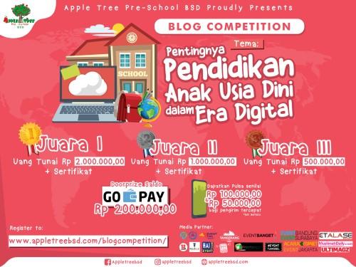 """Blog Competition """"Pentingnya Pendidikan Anak Usia Dini dalam Era Digital"""