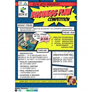 Business Plan Competition ECW 8th