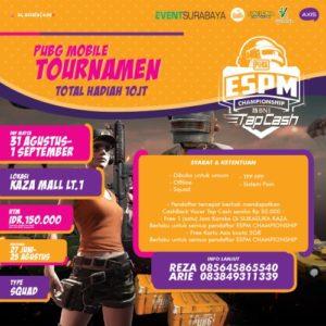 ESPM Championship BNI TapCash