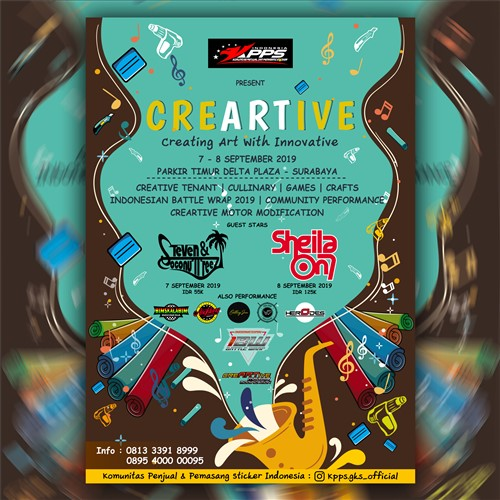 "Creative ""Creating Art with Innovative"""