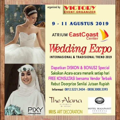 "Wedding Expo ""Internasional & Tradisional Trend 2019"""