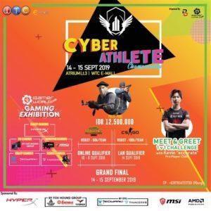 Cyber Athlete Championship