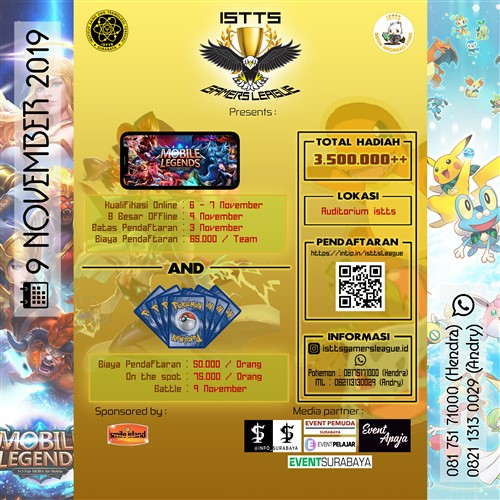 iSTTS Gamers League