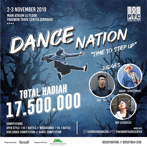 """Dance Nation """"Time to Step Up"""""""