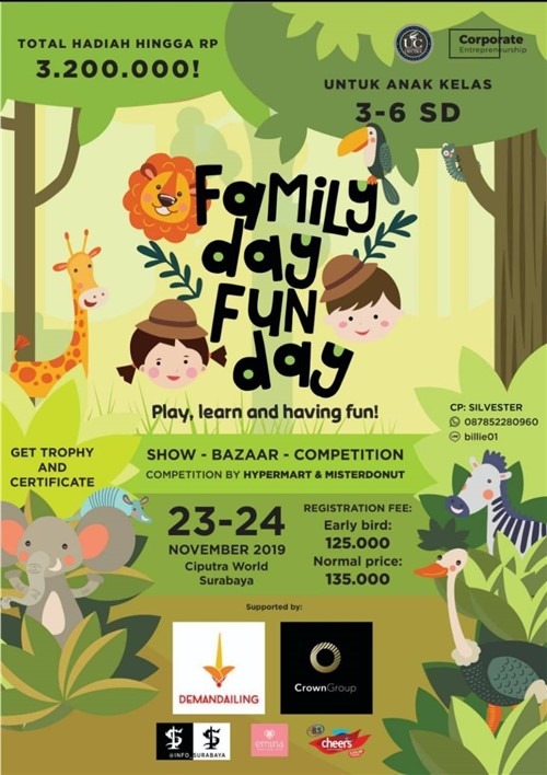 Family Day Fun Day