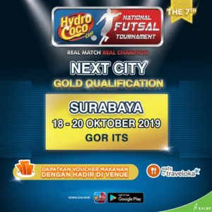 Hydro Coco National Futsal Tournament