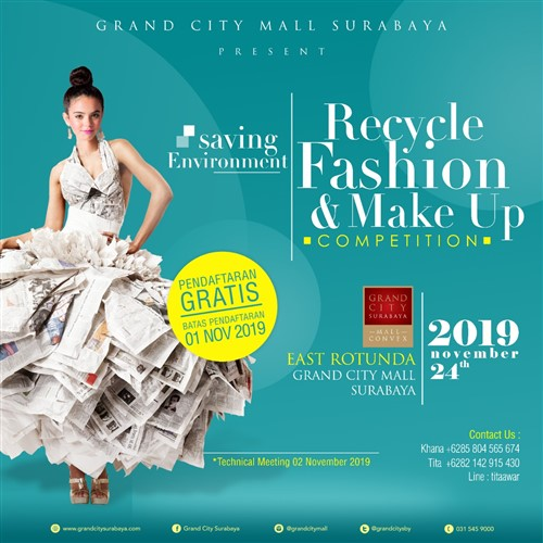 Recycle Fashion Competition
