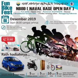Fun Bike Fest Naval Base Open Day 2019