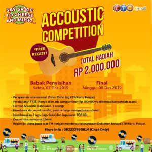 Accoustic Competition