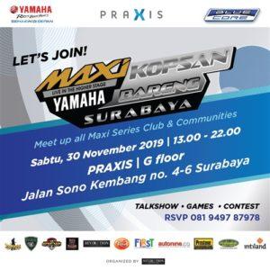 Maxi Kopsan Bareng Surabaya (Meet Up All Maxi Series Club & Communities)