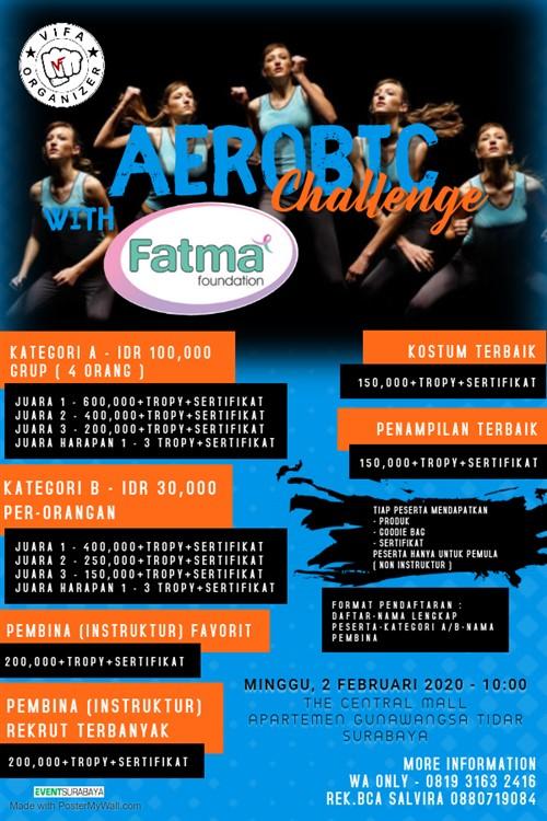 Aeorobic Challenge