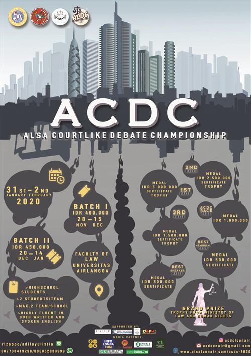 Alsa Courtlike Debate Championship