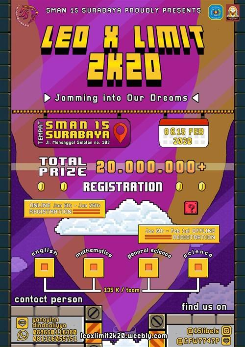 LEO x Limit 2K20