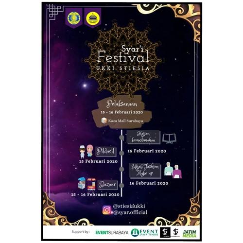 Syar'i Festival UKKI STIESIA