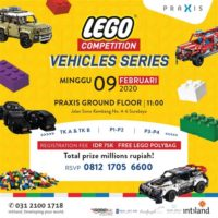 Lego Competition Vehicle Series