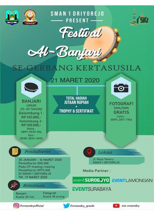 Festival Al-Banjari Se-Gerbang Kertasusila