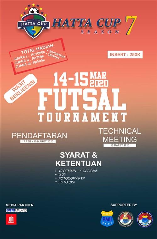 "Futsal Tournament ""Hatta Cup"" 2020"