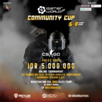 Igamerworld Cs:Go Community Cup Maret 2020