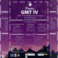 Pentass GMT IV SMP Al Falah Ketintang Surabaya