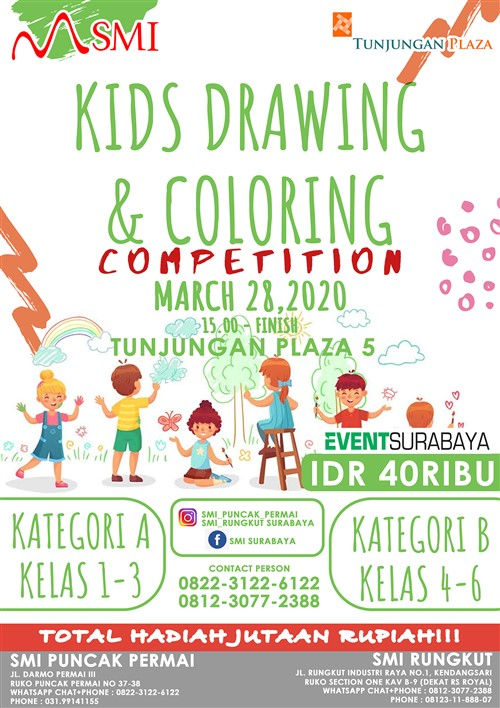 Kids Drawing & Coloring Competition