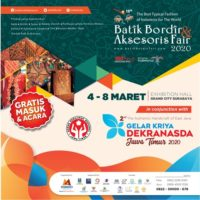 Batik Bordir Aksesoris Fair 2020