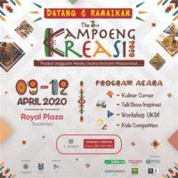 The 3rdKampoeng Kreasi 2020