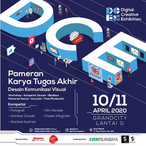 Digital Creative Exhibition