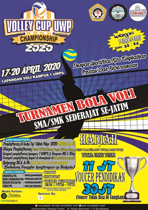 Volley Cup UWP Championship 2020