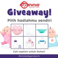 Giveaway Ninio Baby Product