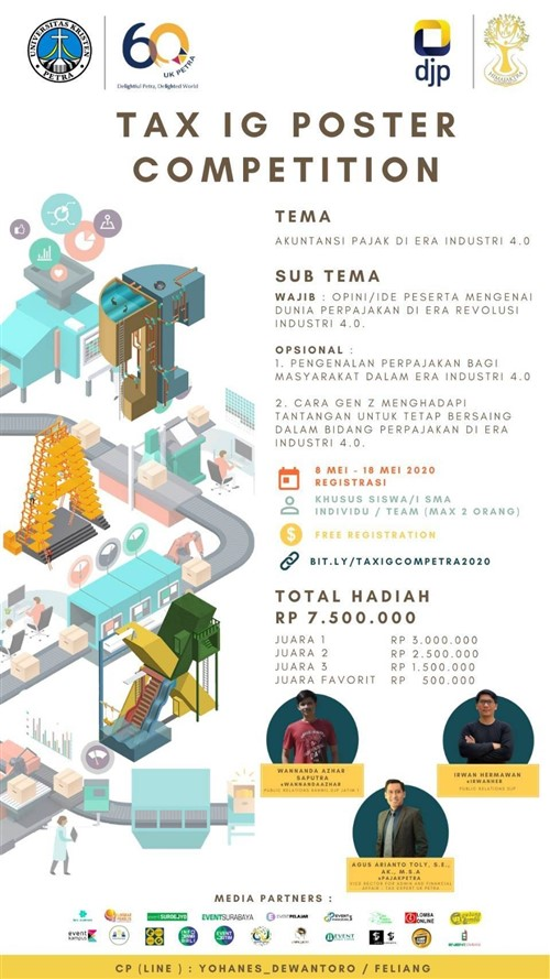 TAX IG Poster Competition
