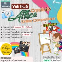 Althea Creativity Online Competition
