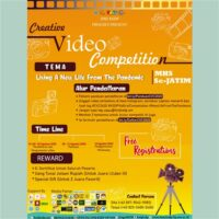 """Creative Video Competition2020 """"Living A New Life From the Pandemic"""""""